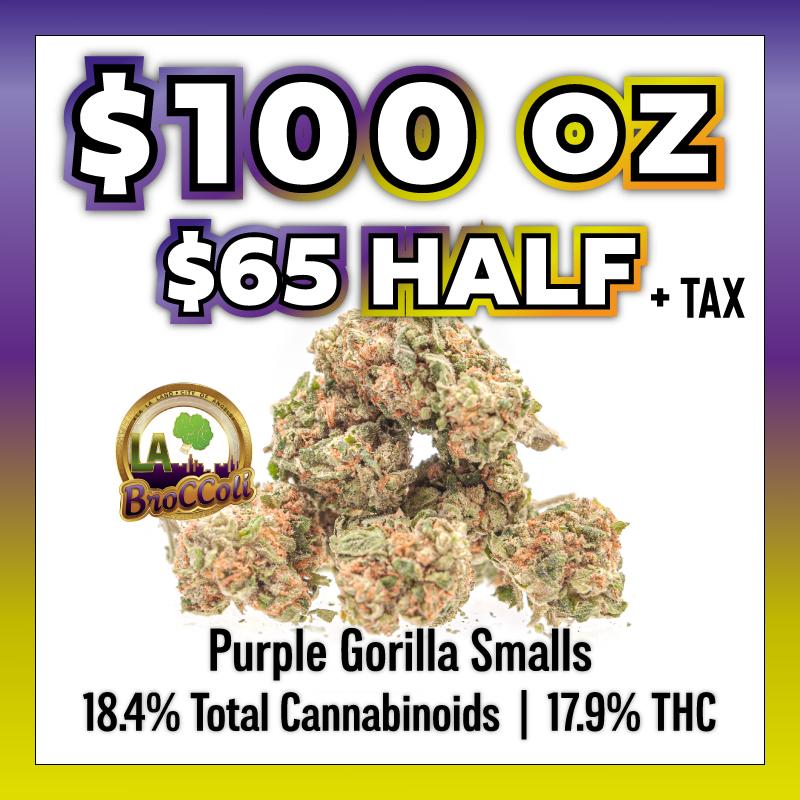 LA_Purple-Gorilla-Product-Photo